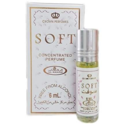 Масло парфюмерное Al Rehab Soft, 6 мл