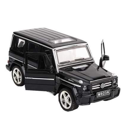 Машина инерционная Cars Джип MRS GEL K черный, 18.5 см