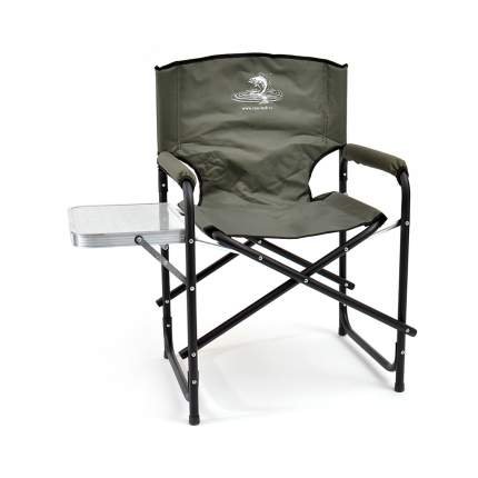 Кресло складное со столиком Кедр SK-05 (сталь 22мм ,56х57х50см)