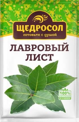 Лавровый лист Щедросол 10 г