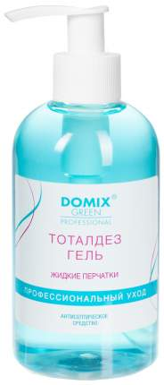 Гель для рук Domix Тоталдез антисептический 260 мл
