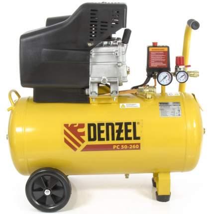 Поршневой компрессор DENZEL PC 50-260