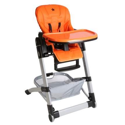 Стульчик для кормления Be2Me 'Crisby' оранжевый