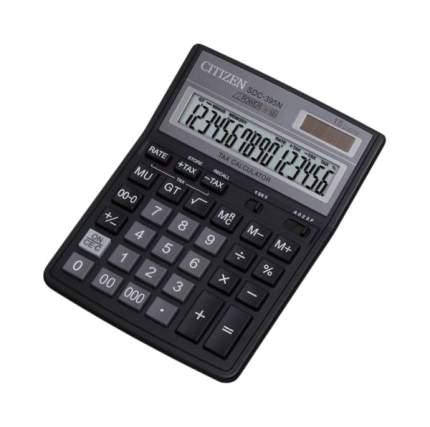 Калькулятор CITIZEN SDC-395 N
