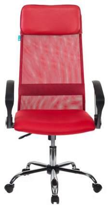 Кресло руководителя Бюрократ KB-6SL красный (KB-6SL/R/TW-97N)