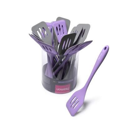 Лопатка Fissman Twins 1430 Серый, фиолетовый