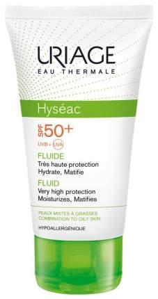 Солнцезащитное средство Uriage Hyseac Sun Care Fluid SPF 50 50 мл