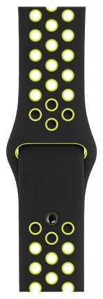 Ремешок для смарт-часов Apple Nike Sport для Apple watch 40 mm yellow/black (MTMN2ZM/A)