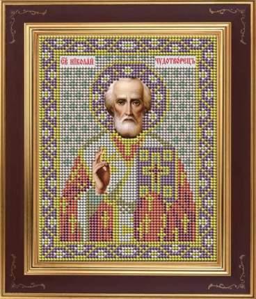 Вышивка бисером Galla Collection М260 Св.Николай Чудотворец 12х15 см
