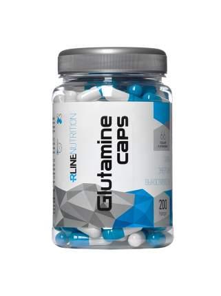 Глютамин Rline 200 капс.