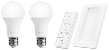 Набор LED TRUST 71146 2700К 2-лампы+пульт DIM ALED2-2709R E27