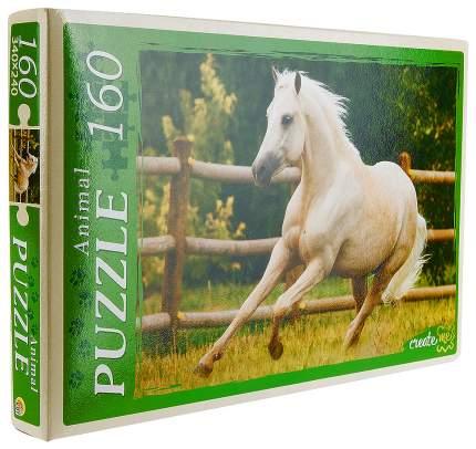 Пазл Рыжий кот Резвая лошадь П160-6362