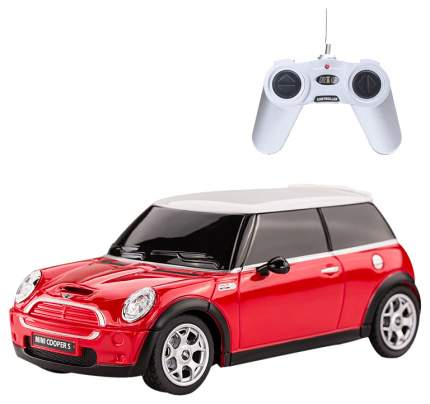 Радиоуправляемая машинка Rastar MINI 1:24 красная 15000R