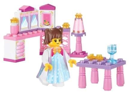 Конструктор пластиковый Sluban Комната принцессы M38-B0238 35 Деталей