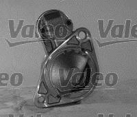 Стартер Valeo 438156