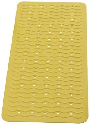 Коврик для ванны противоскользящий Ridder Playa 38х80 Желтый