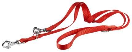 Перестежка для собак Ferplast, нейлон, красный, длина 2 см
