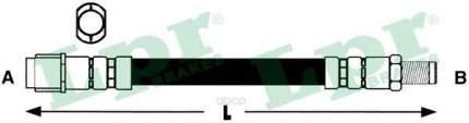 Шланг тормозной Lpr 6T47970