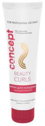 Средство для укладки волос Concept Contouring Creme 100 мл