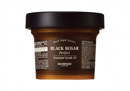 Скраб для лица Black sugar Perfect Essential Scrub 210гр