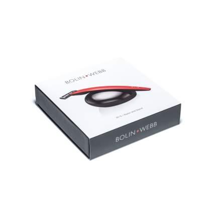 Подарочный набор Bolin Webb R1 бритва R1-S красная + подставка R1