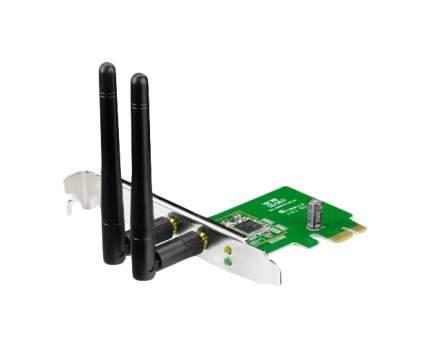Приемник Wi-Fi ASUS PCE-N15  Green