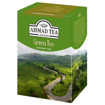 Чай зеленый Ahmad Tea листовой 100 г