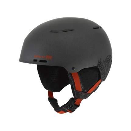 Горнолыжный шлем Combyn 2019, темно-серый, L