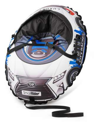 Надувные санки-тюбинг Small Rider Snow Cars 3 LX-синий