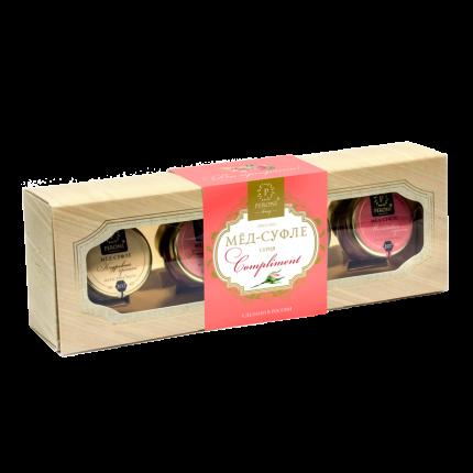 Медовая серия Peroni Honey сompliments 30 г 4 штуки