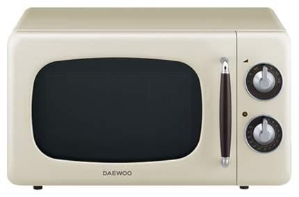 Микроволновая печь соло Daewoo KOR-6697CN beige