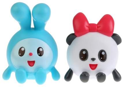 Игрушки для купания Малышарики Крошик и Пандочка