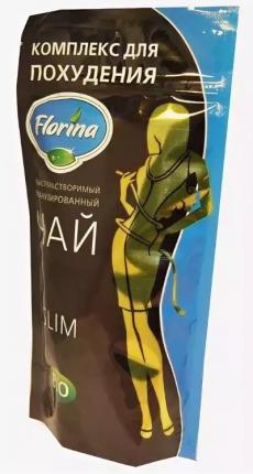 Чай Florina зеленый комплекс слим 100 г
