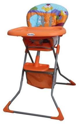 Стульчик для кормления Bambola Compatto Слоник, оранжевый