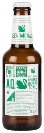 Напиток безалкогольный AQ green Monaco 0.23 л