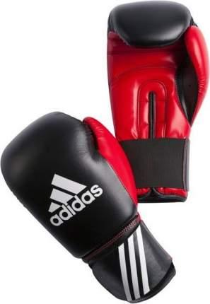 Боксерские перчатки Adidas Response красные/черные 12 унций