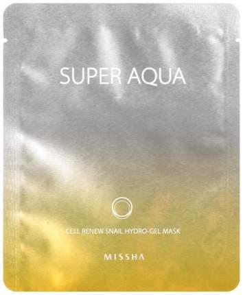 Маска для лица Missha Super Aqua Cell Renew Snail Hydro Gel Mask 33 мл
