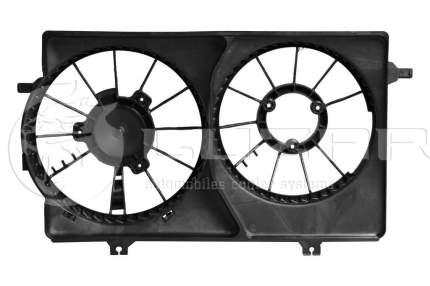 Вентилятор охлаждения двигателя Luzar LFS01270