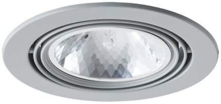 Встраиваемый точечный светильник Arte Lamp Apus A6664PL-1GY