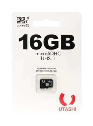 Карта памяти UTASHI Micro SD UT16GBSDCL10-00 16GB