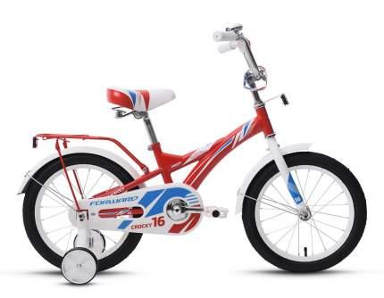 Велосипед детский двухколесный Forward CROCKY 16 2018-2019 красный RBKW9LNG1016