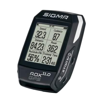 Велокомпьютер Sigma Rox 11 GPS Set черный