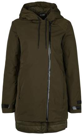 Куртка Nike Uptown 3 in 1 Short Parka, green, XS INT