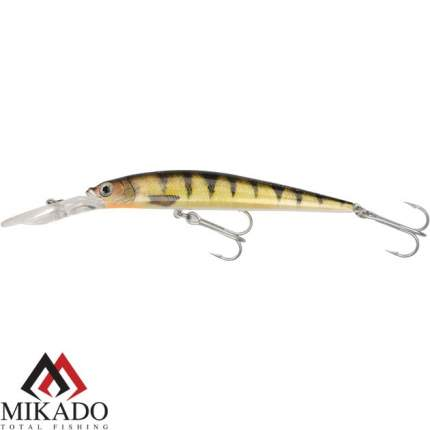 Воблер Mikado Sheriff 11 см, Y61, плавающий