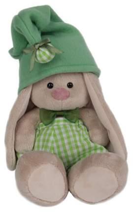 Мягкая игрушка Budi Basa Зайка Ми Гномик в зеленом 18 см