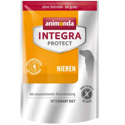 Сухой корм для собак Animonda Integra Renal, птица,  4кг