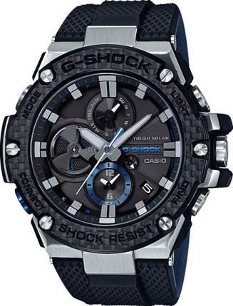 Японские наручные часы Casio G-Shock GST-B100XA-1A с хронографом