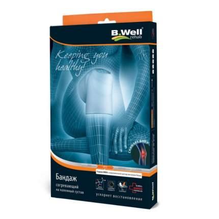 Бандаж на коленный сустав B.Well W-3314 ортопедический серый
