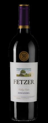 Вино Zinfandel Valley Oaks, Fetzer, 2018 г.