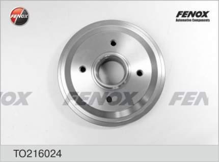 Тормозной барабан FENOX TO216024